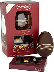 Thorntons Dark Chocolate Egg 294g