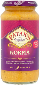 Pataks Korma Curry Sauce 400g