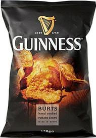 Guinness Potato Crisps Large Share Bag 150g