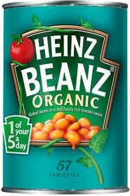 Heinz Organic Baked Beans 415g