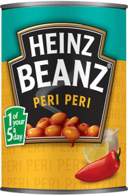 Heinz Peri Peri Brans 390g