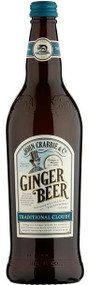 Crabbies & Co. Traditional Cloudy Ginger Beer 330ml