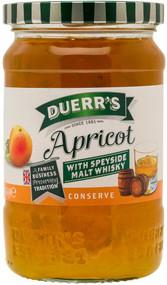 Duerrs Apricot & Speyside Malt Whisky Jam 454g