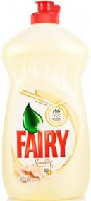 Fairy Washing Up Liquid Chamomile Sensitive 450ml