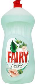 Fairy Washing Up Liquid Tea Tree & Mint 450ml