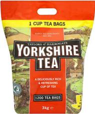Yorkshire Red Tea 1200 Bag Pack