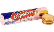McVities Cheesecake Creams Strawberry 168g