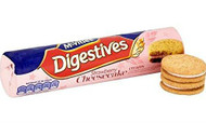 McVities Cheesecake Creams Strawberry 168g (Best By Oct 7th 2017)