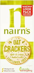 Nairns Oat Cracker Thins 171g (Best Before Dec 20th)