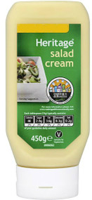 Heritage Salad Cream 450g