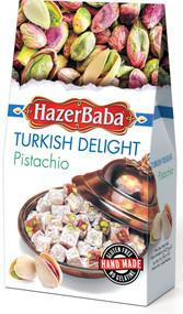 Hazer Baba Turkish Delight - Pistachio 100g
