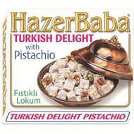Hazer Baba Turkish Delight - Pistachio 125g