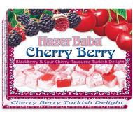 Hazer Baba Turkish Delight - Cherry Berry 125g