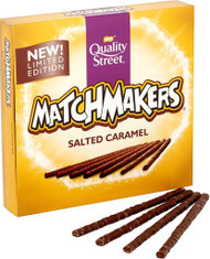 Nestle Matchmakers Quality Street Salted Caramel 130g