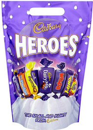 Heroes Pouch 450g
