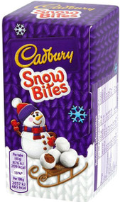 Dairy Milk Snowbites Carton 43g