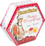 Hazer Baba Rose & Lemon Turkish Delight 125g