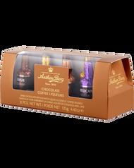 Athen Berg Dark Chocolate Coffee Liqueurs 125g