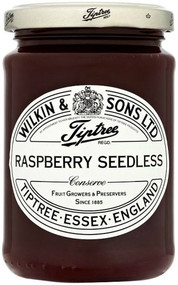 Wilkin & Sons Tiptree Seedless Raspberry Preserve 340g