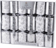 Tom Smith Premium Ice Glitter Crackers 6 Pack