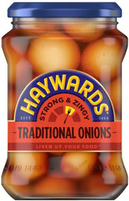 Haywards Strong Pickled Onions 400g