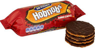 McVities Dark Chocolate Hob Nobs 262g