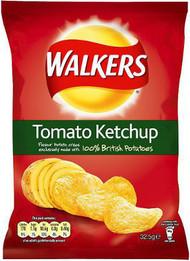 Walkers Tomato Ketchup - 8 Packs