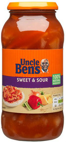 Uncle Bens Sweet & Sour Sauce 450g