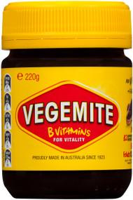 Kraft Vegemite 220g 4 Pack