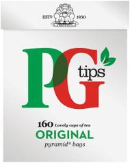 PG Tips Tea 160 Pack