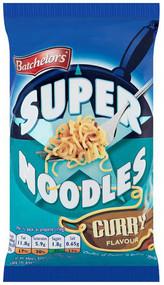 Batchelors Supernoodles Curry 100g