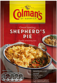 Colman's Shepard's Pie Mix