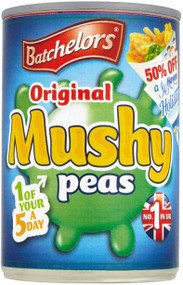 Batchlor Original Mushy Peas 300g