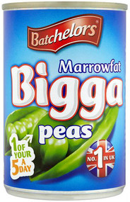 Batchelors Bigga Marrowfat Peas 300g **SALE - Can has minor dents**