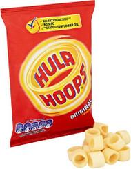 Hula Hoops Original 43g - Case of 48