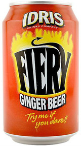 Idris Fiery - 330 ml Can