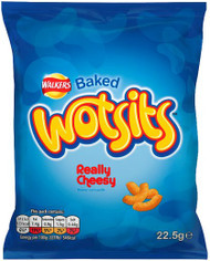 Walkers Wotsits 22.5g  (Best Before Dec 23rd)