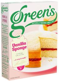 Greens Classic Sponge Mix 221g