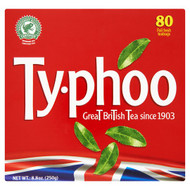 Typhoo Tea Bags - 80 Pack