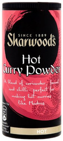 Sharwoods Hot Curry Powder 102g
