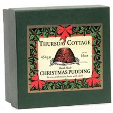 Thursday Cottage Boxed Christmas Pudding 454g
