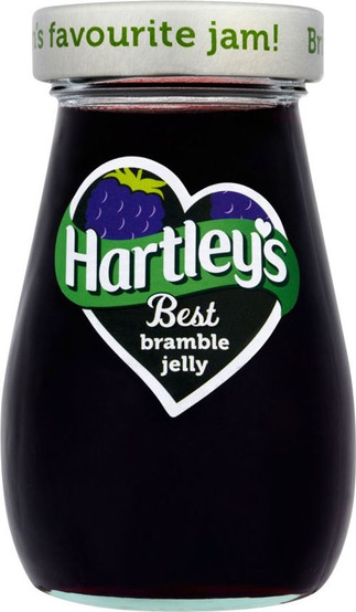 Hartleys Best Bramble Jelly 340G