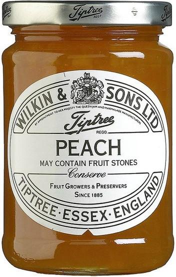 Wilkin & Sons Tiptree Peach Preserve 340g