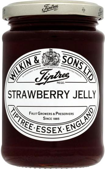 Wilkin & Sons Tiptree Strawberry Jelly 340g