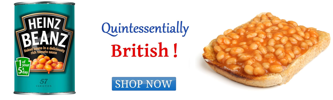 British Food Online - Find the foods you love