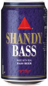 Bass Shandy 330 ml