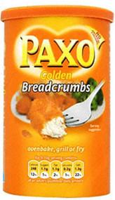 Paxo Golden Breadcrumbs 227g