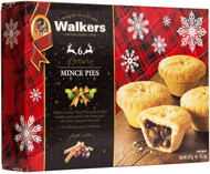 Walkers Luxury Mincemeat Pies 6 Pack 371g