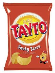 Tayto Smokey Bacon 8 Pack