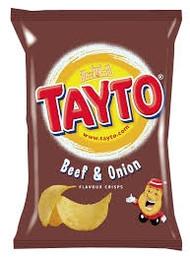Tayto Beef & Onion 32.5g